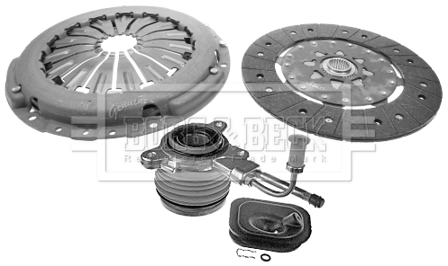Kit d'embrayage BORG & BECK HKT1055 (X1)