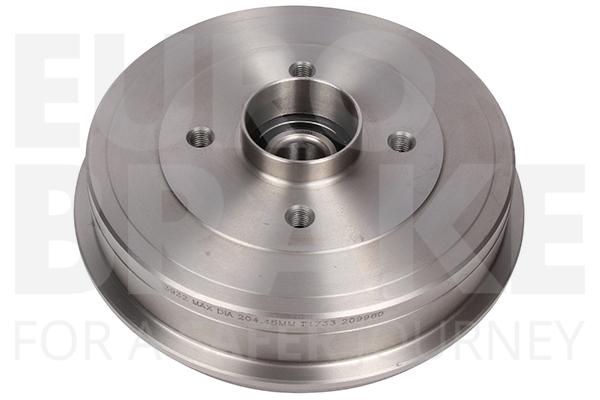 Tambour de frein arriere EUROBRAKE 5815253932 (X1)