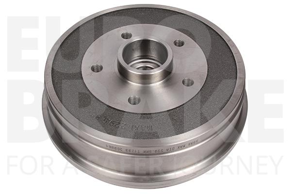 Tambour de frein arriere EUROBRAKE 5815253933 (X1)
