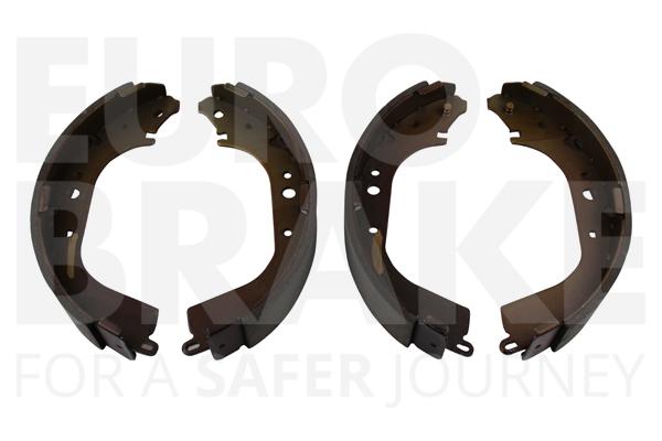 kit de frein arrière simple ou prémonté EUROBRAKE 58492722565 (X1)