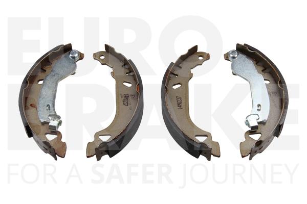 kit de frein arrière simple ou prémonté EUROBRAKE 58492723482 (X1)