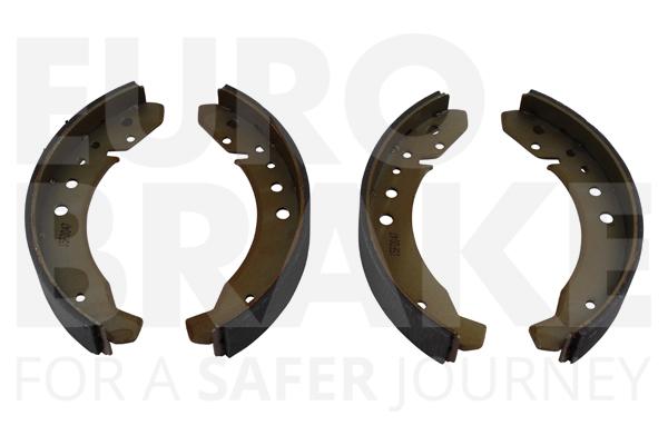 kit de frein arrière simple ou prémonté EUROBRAKE 58492747104 (X1)