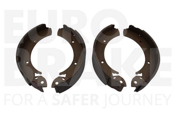 kit de frein arrière simple ou prémonté EUROBRAKE 58492799272 (X1)