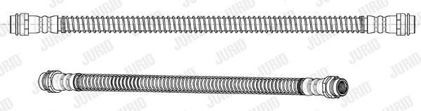 Flexible de frein JURID 172841J (X1)