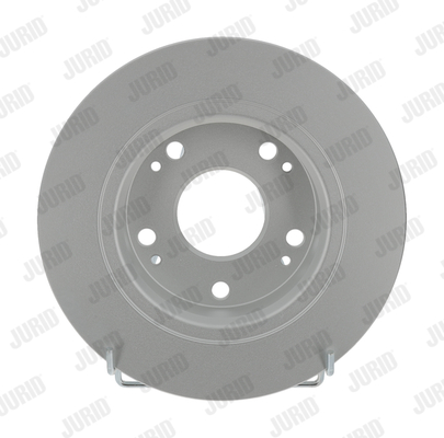 adh24393 2 x Disque de frein frein à disque Blue Print