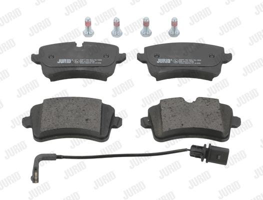 Disques de frein 13.0460-2770.2 frein à disque avec accessoires arrièreUAT