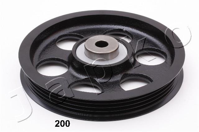 Poulie de pompe de direction JAPKO 145200 (X1)