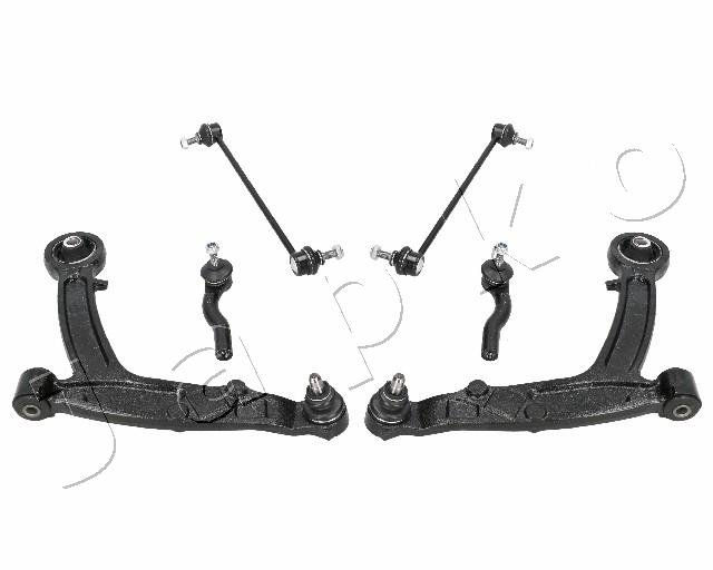 Kit de bras de suspension JAPKO 1580201 (X1)