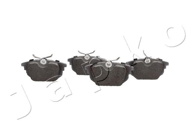 Plaquettes de frein arriere JAPKO 510012 (X1)