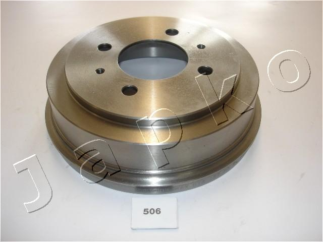 Tambour de frein arriere JAPKO 56506 (X1)