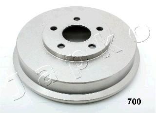 Tambour de frein arriere JAPKO 56700 (X1)