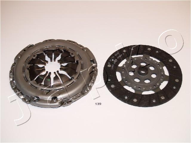 Mecanisme d'embrayage JAPKO 70139 (X1)