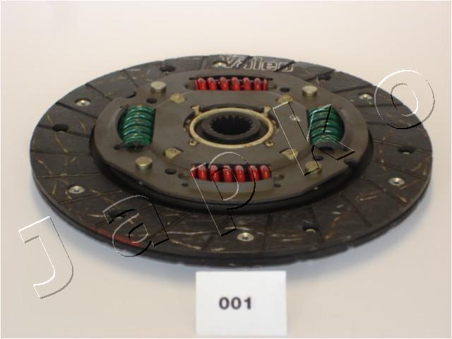 Disque d'embrayage JAPKO 80001 (X1)