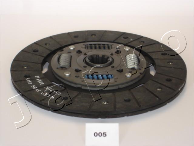 Disque d'embrayage JAPKO 80005 (X1)