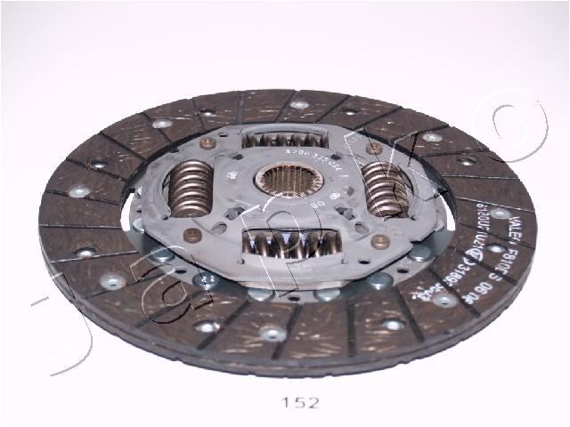 Disque d'embrayage JAPKO 80152 (X1)