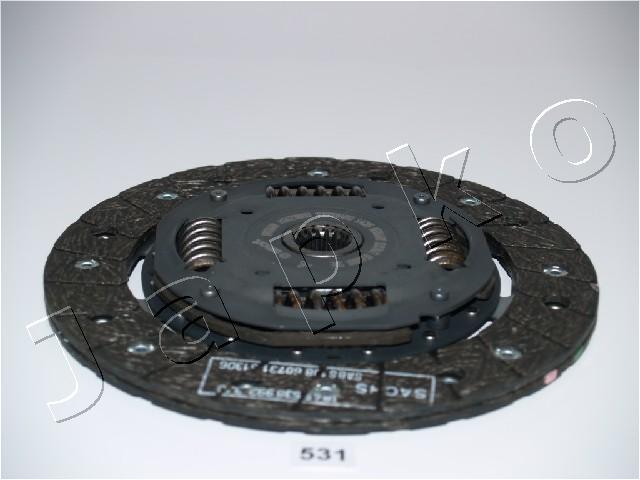 Disque d'embrayage JAPKO 80531 (X1)