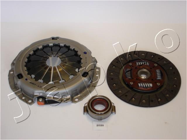Kit d'embrayage JAPKO 922020 (X1)