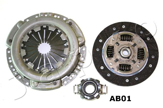Kit d'embrayage JAPKO 92AB01 (X1)