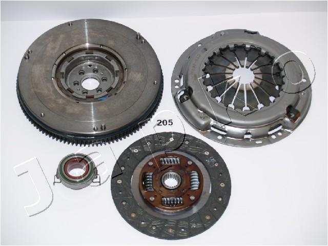 Kit d'embrayage JAPKO 98205 (X1)
