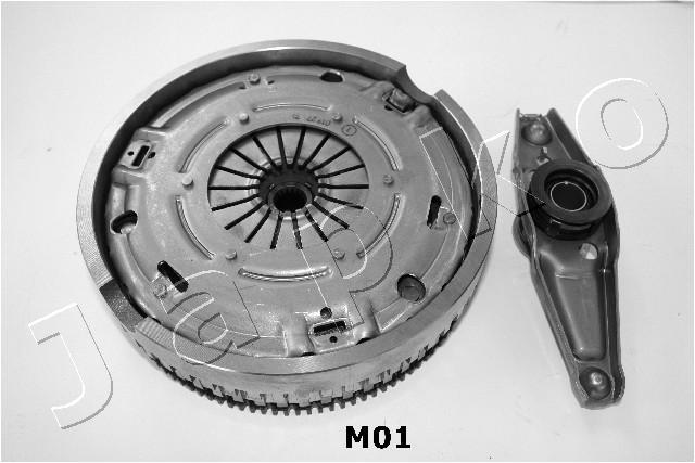 Kit d'embrayage JAPKO 98M01 (X1)