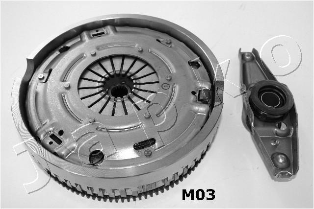 Kit d'embrayage JAPKO 98M03 (X1)