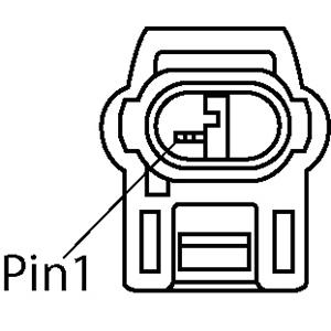 Capteur de cliquetis HC-Cargo 182205 (X1)