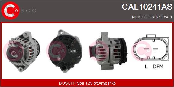 Alternateur CASCO CAL10241AS (X1)