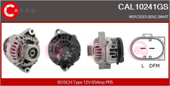 Alternateur CASCO CAL10241GS (X1)