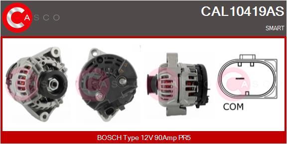 Alternateur CASCO CAL10419AS (X1)