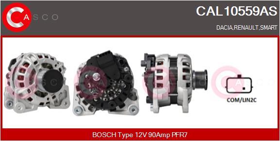 Alternateur CASCO CAL10559AS (X1)