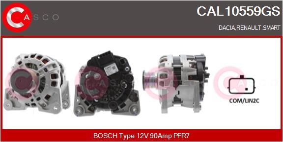 Alternateur CASCO CAL10559GS (X1)