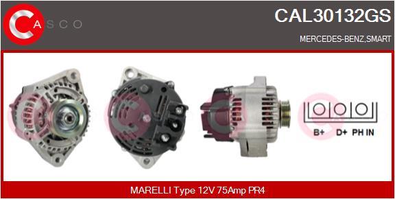 Alternateur CASCO CAL30132GS (X1)