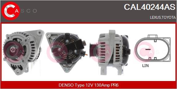 Alternateur CASCO CAL40244AS (X1)