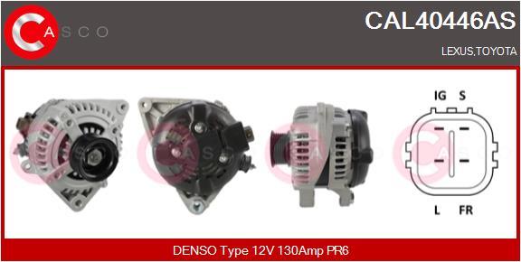 Alternateur CASCO CAL40446AS (X1)