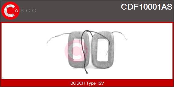 Inducteur d'alternateur CASCO CDF10001AS (X1)