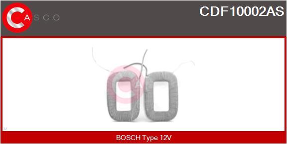 Inducteur d'alternateur CASCO CDF10002AS (X1)