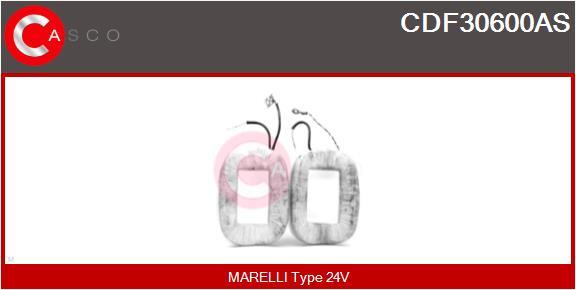 Inducteur d'alternateur CASCO CDF30600AS (X1)