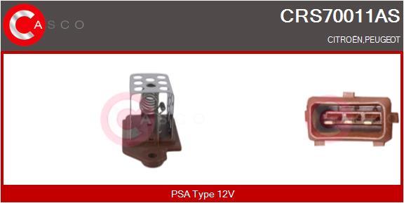 Refroidissement CASCO CRS70011AS (X1)