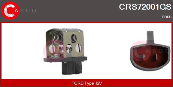 Refroidissement CASCO CRS72001GS (X1)