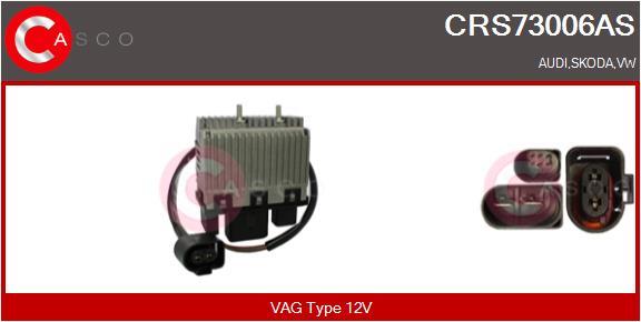 Resistance ventilateur CASCO CRS73006AS (X1)