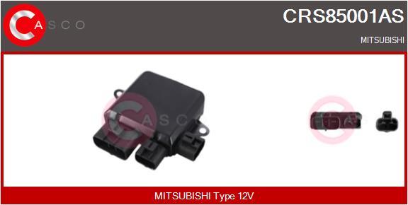 Resistance ventilateur CASCO CRS85001AS (X1)