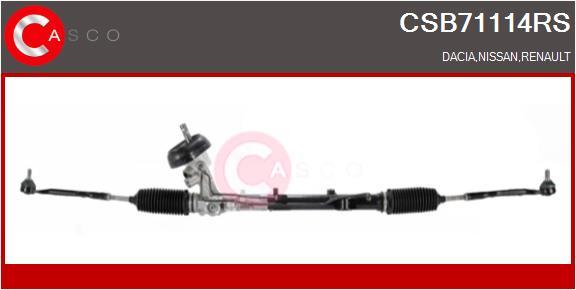 Cremaillere de direction CASCO CSB71114RS (X1)