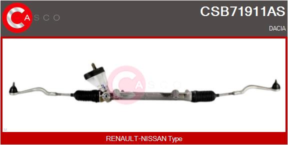Cremaillere de direction CASCO CSB71911AS (X1)