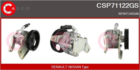 Pompe direction assistee CASCO CSP71122GS (X1)