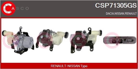 Pompe direction assistee CASCO CSP71305GS (X1)