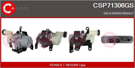 Pompe direction assistee CASCO CSP71306GS (X1)