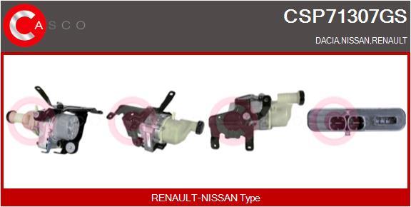 Pompe direction assistee CASCO CSP71307GS (X1)