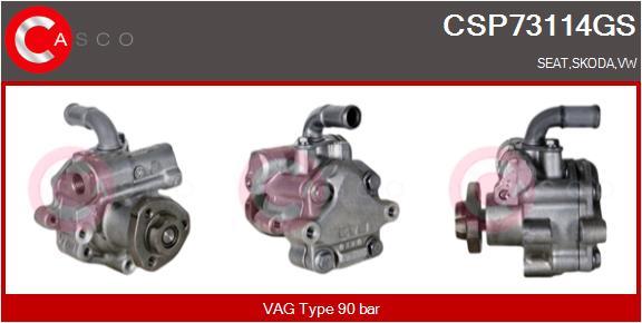 Pompe direction assistee CASCO CSP73114GS (X1)