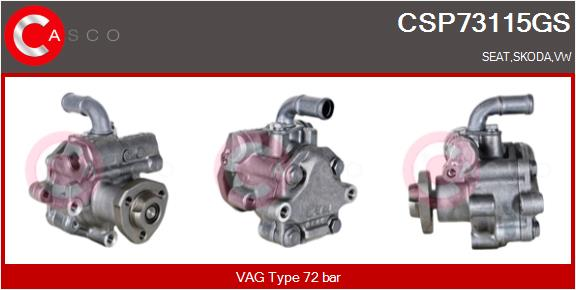 Pompe direction assistee CASCO CSP73115GS (X1)
