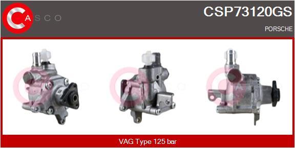 Pompe direction assistee CASCO CSP73120GS (X1)